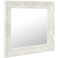 Casa Specchi VidaXL Specchio 60 x 60 cm Bianco