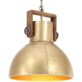 Casa Lampadari, sospensioni e plafoniere VidaXL Lampada a sospensione Φ 40 cm Multicolore