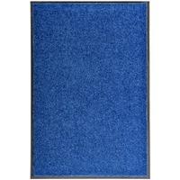 Casa Tappeti VidaXL Zerbino 60 x 90 cm Blu
