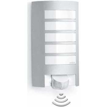 Casa Lampade da esterno  Steinel Illuminazione Giardino Argento