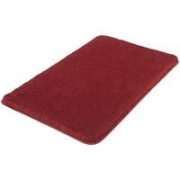 Casa Tappetino da bagno Kleine Wolke Tappeto per bagno 60 x 100 cm Rosso