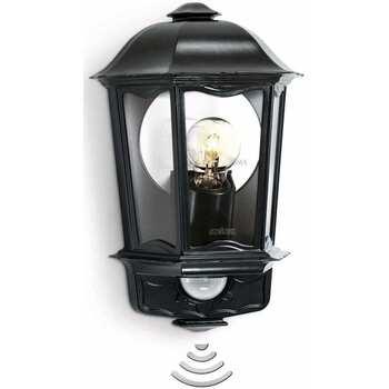 Casa Lampade da esterno  Steinel Luce da esterno Nero