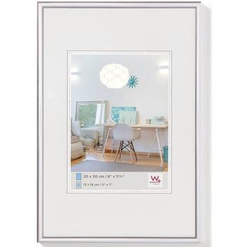 Casa cornici foto Walther Design Cornice per Foto New Lifestyle 50x60 cm Argento Argento