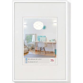 Casa cornici foto Walther Design Cornice per Foto New Lifestyle 50x70 cm Bianco Bianco