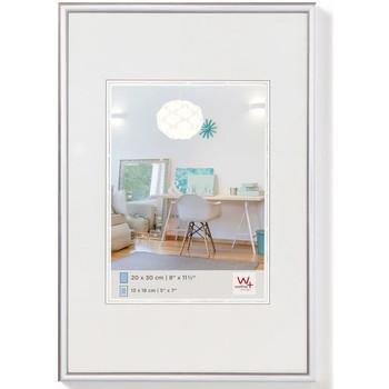 Casa cornici foto Walther Design Cornice per Foto New Lifestyle 60x80 cm Argento Argento