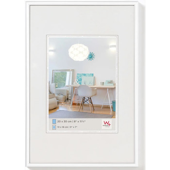 Casa cornici foto Walther Design Cornice per Foto New Lifestyle 60x80 cm Bianca Bianco