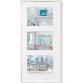 Casa cornici foto Walther Design Cornice per Foto New Lifestyle 3x13x18 cm Bianca Bianco