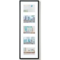 Casa cornici foto Walther Design Cornice per Foto New Lifestyle 5x10x15 cm Nera Nero