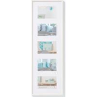 Casa cornici foto Walther Design Cornice per Foto New Lifestyle 5x10x15 cm Bianca Bianco