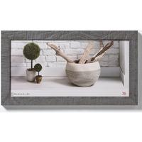 Casa cornici foto Walther Design Cornice per Foto Home 20x40 cm Grigia Grigio