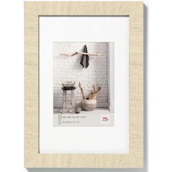 Casa cornici foto Walther Design Cornice per Foto Home 40x50 cm Bianco Bianco