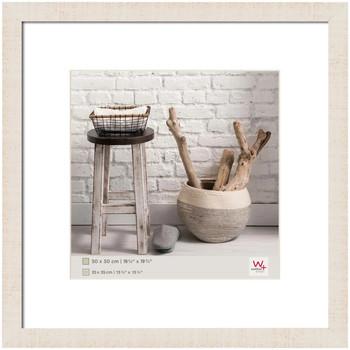 Casa cornici foto Walther Design Cornice per Foto Home 50x50 cm Bianca Bianco