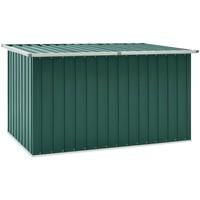 Casa Bauli, scatole di immagazzinaggio VidaXL Scatola portaoggetti 171 x 99 x 93 cm Verde