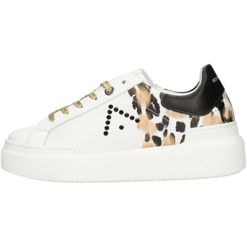 Scarpe Donna Sneakers alte Ed Parrish CKLDPR6 Beige