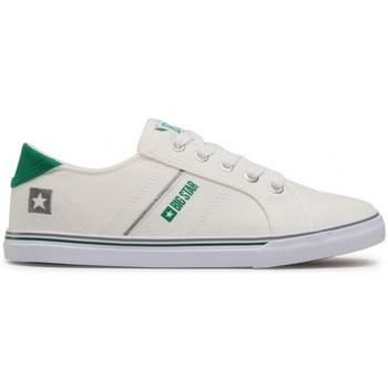 Scarpe Donna Sneakers basse Big Star DD274893 Bianco, Verde