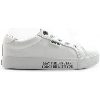 Scarpe Donna Sneakers basse Big Star EE274316 Bianco