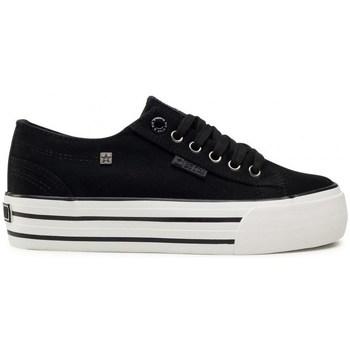 Scarpe Donna Sneakers basse Big Star HH274056 Bianco, Nero