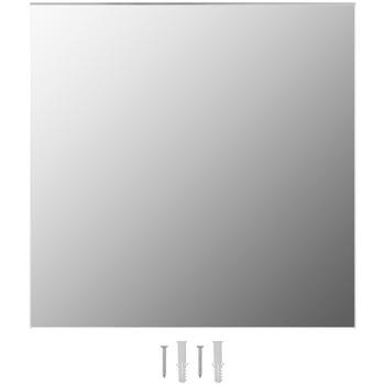 Casa Specchi VidaXL Specchio da parete 40 x 40 cm Argento