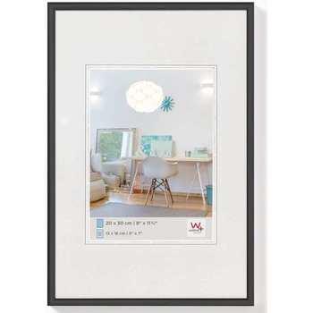 Casa cornici foto Walther Design Cornice per Foto New Lifestyle 40x60 cm Nera Nero
