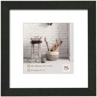 Casa cornici foto Walther Design Cornice per Foto Home 30x30 cm Nera Nero