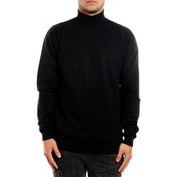 Abbigliamento Uomo Maglioni Sseinse mi1684ss Nero