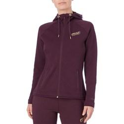 Abbigliamento Donna Felpe Energetics 407724 Con Cappuccio Donna Viola Viola