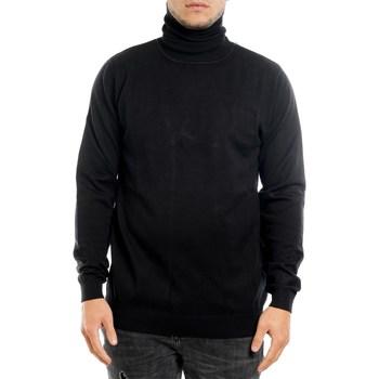 Abbigliamento Uomo Maglioni Sseinse mi1620ss Nero
