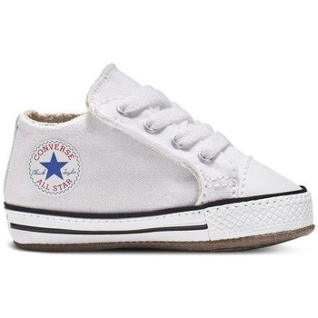 Scarpe Bambino Sneakers basse Converse Chuck Taylor All Star Cribster mid                           bianco