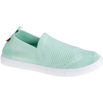 Scarpe Donna Slip on Big Star FF274A604 Celadon