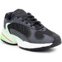 Scarpe Uomo Running / Trail adidas Originals YUNG1 Trail Nero, Celadon