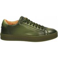 Scarpe Uomo Sneakers basse Santoni BELL green