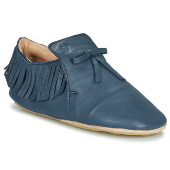 Scarpe Unisex bambino Pantofole Easy Peasy MEXIBLU Blu