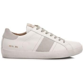 Scarpe Uomo Sneakers basse Meline Méliné Sneakers Uomo KUM9028 bianco