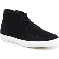 Scarpe Uomo Sneakers alte Lacoste 7-32CAM0087024 black