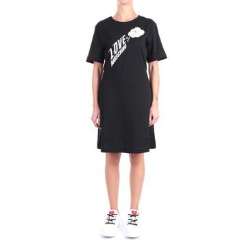Abbigliamento Donna Abiti corti Love Moschino W5C16 01 M4267 Corti Donna Nero Nero