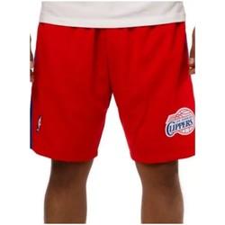 Abbigliamento Uomo Shorts / Bermuda Mitchell And Ness Basket Los Angeles Clippers