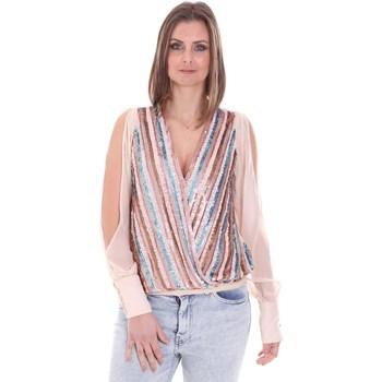 Abbigliamento Donna Top / Blusa Nenette 26BB-FLORIANA Rosa