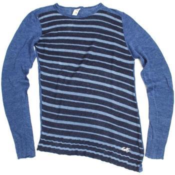 Abbigliamento Uomo T-shirts a maniche lunghe Gas ATRMPN-24567 Blu