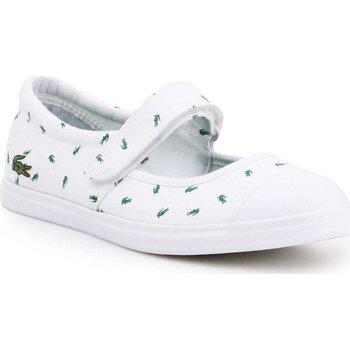 Scarpe Donna Ballerine Lacoste 7-31SPJ00361R5 white, green
