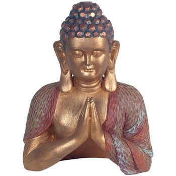 Casa Statuette e figurine Signes Grimalt Pregando Buddha Dorado