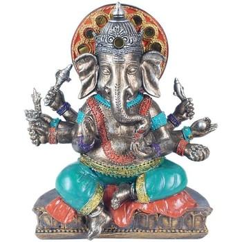 Casa Statuette e figurine Signes Grimalt Figura Di Ganesha Azul