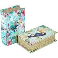 Casa Bauli, scatole di immagazzinaggio Signes Grimalt Box Paper 2 Settembre Unità Multicolor