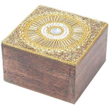 Casa Bauli, scatole di immagazzinaggio Signes Grimalt Jewelry Box Piazza Dorado