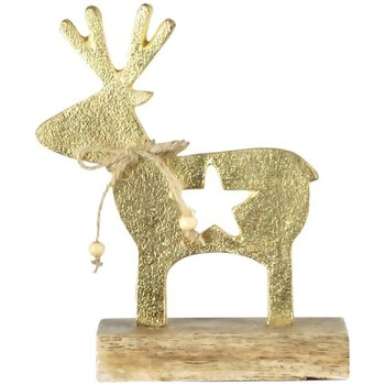 Casa Decorazioni natalizie Signes Grimalt Renna Dorado