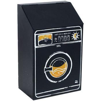 Casa Bauli, scatole di immagazzinaggio Signes Grimalt Scatola Negro