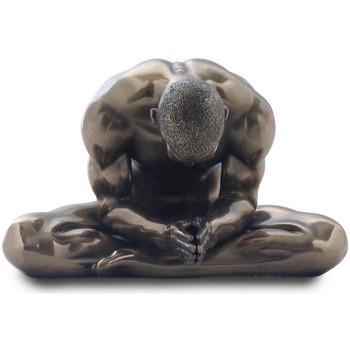 Casa Statuette e figurine Signes Grimalt L'Uomo In Posa Basso Plateado