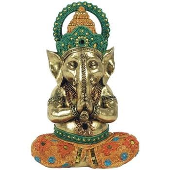 Casa Statuette e figurine Signes Grimalt Ganesha Yoga Dorado