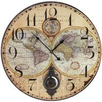 Casa Orologi Signes Grimalt Mappa Orologi Beige