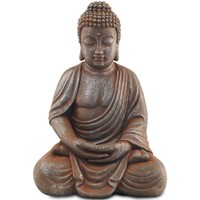 Casa Statuette e figurine Signes Grimalt È Buddhas Naranja