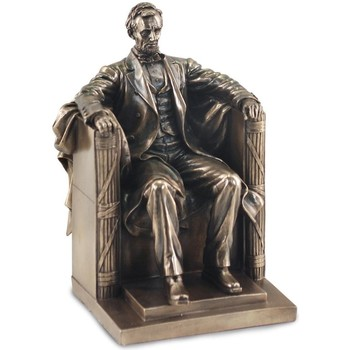 Casa Statuette e figurine Signes Grimalt Abraham Lincoln Dorado